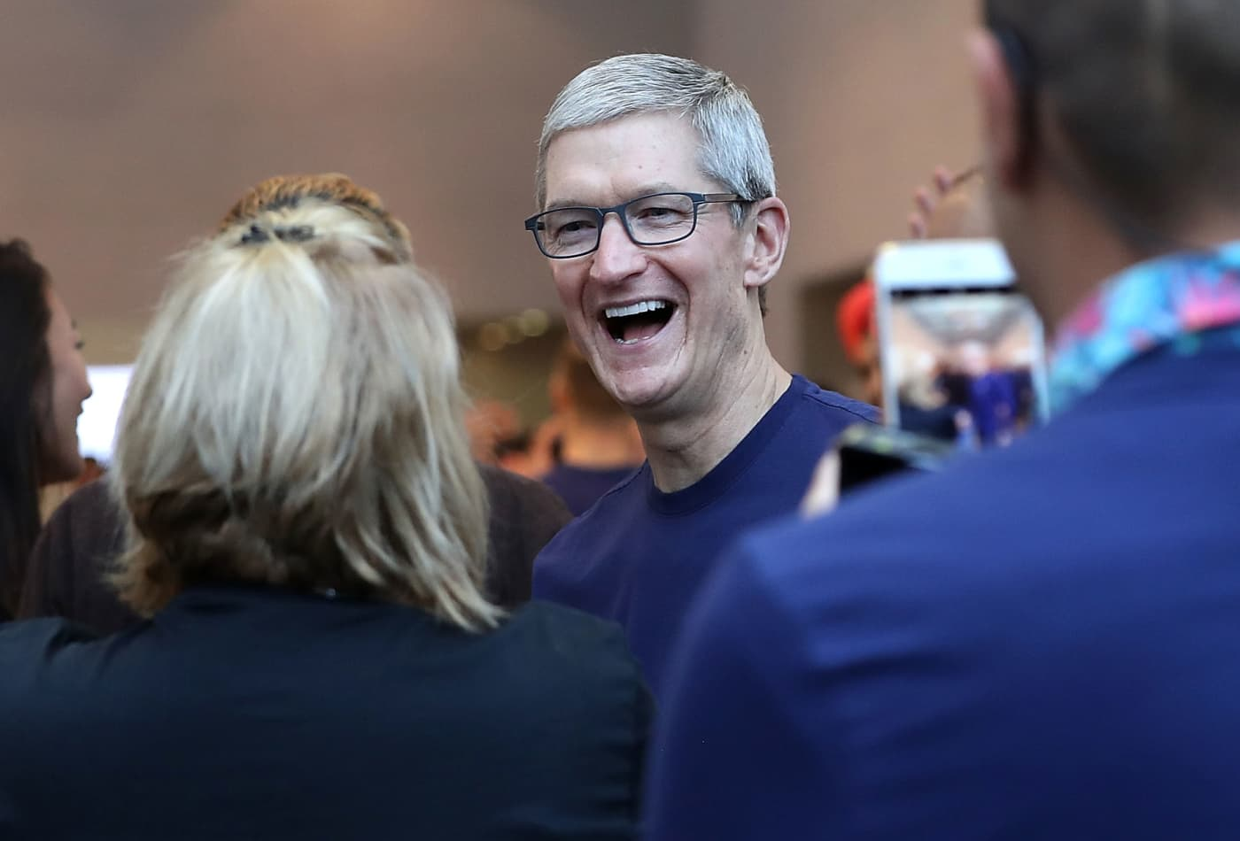 Tim Cook has had a stellar run at Apple — even without another mega-smash like the iPhone