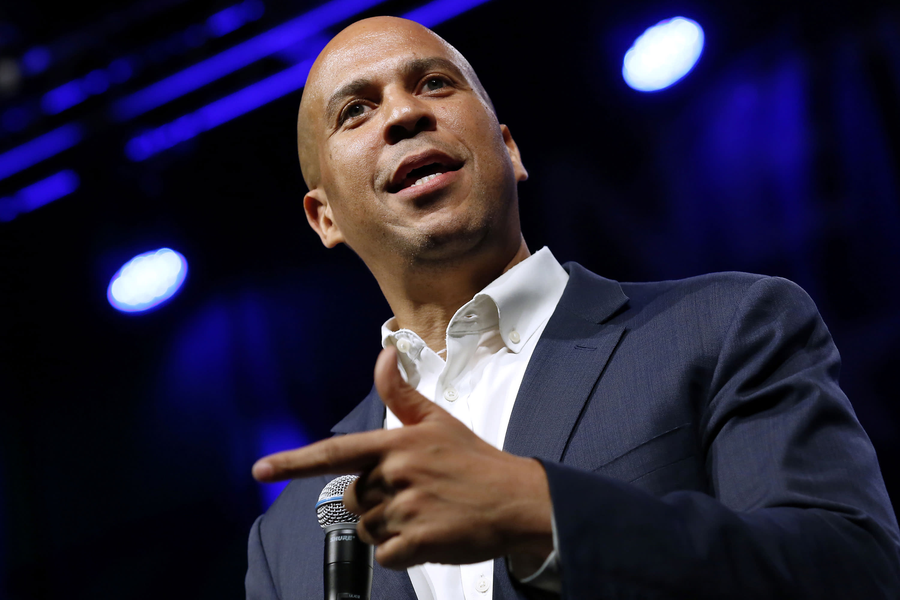 Cory Booker aims to reignite stock-buyback fight on the 2020 campaign trail by re-introducing old bill