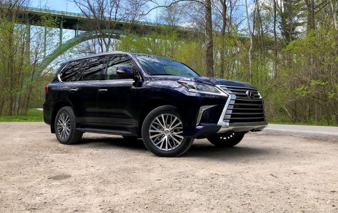 2018 Lexus Lx 570 Review