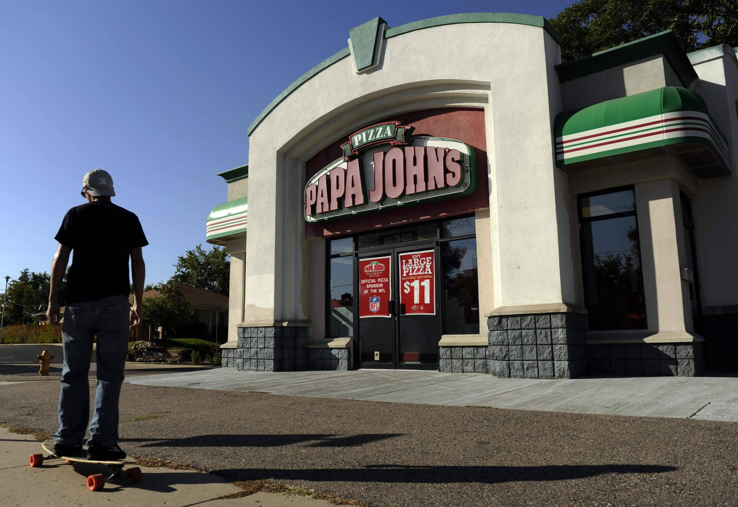 Papa John's will spend extra $80 million on franchisee aid and advertising