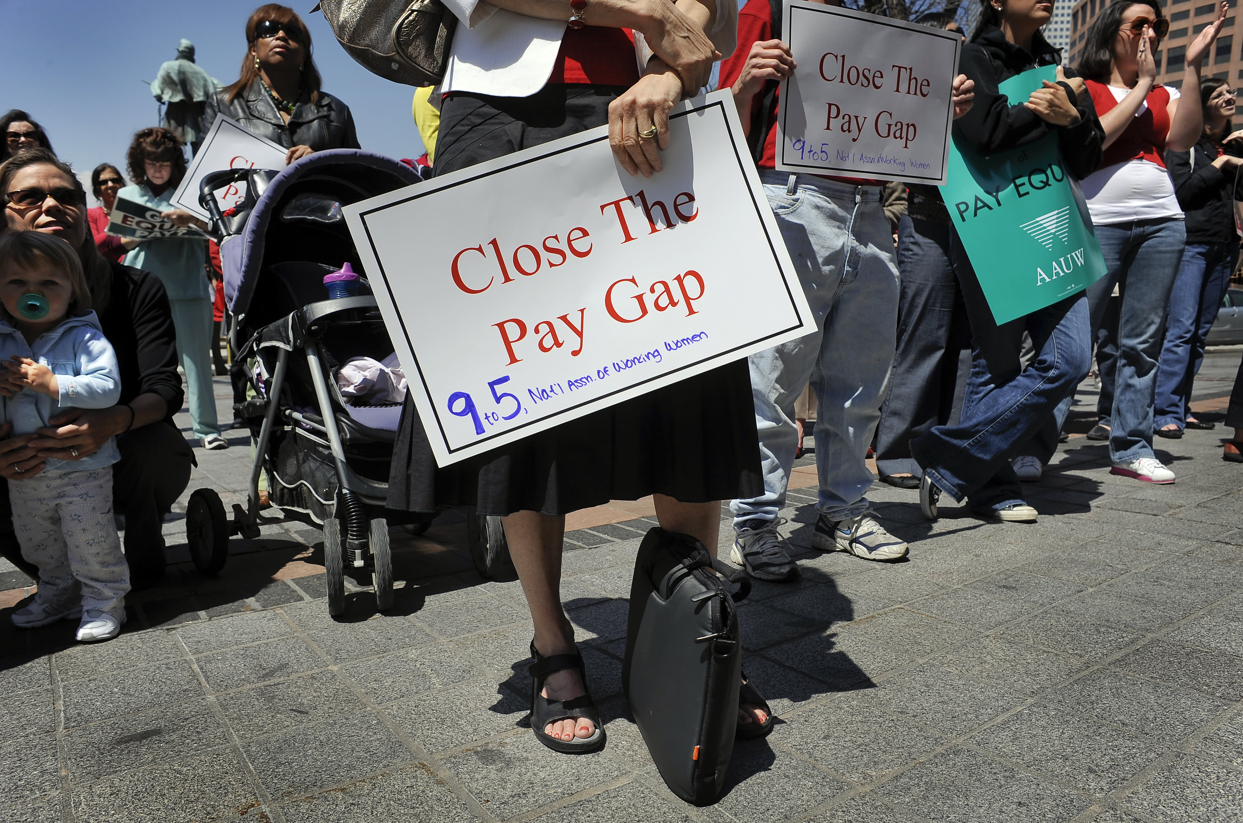 Here's how the wage gap affects black women