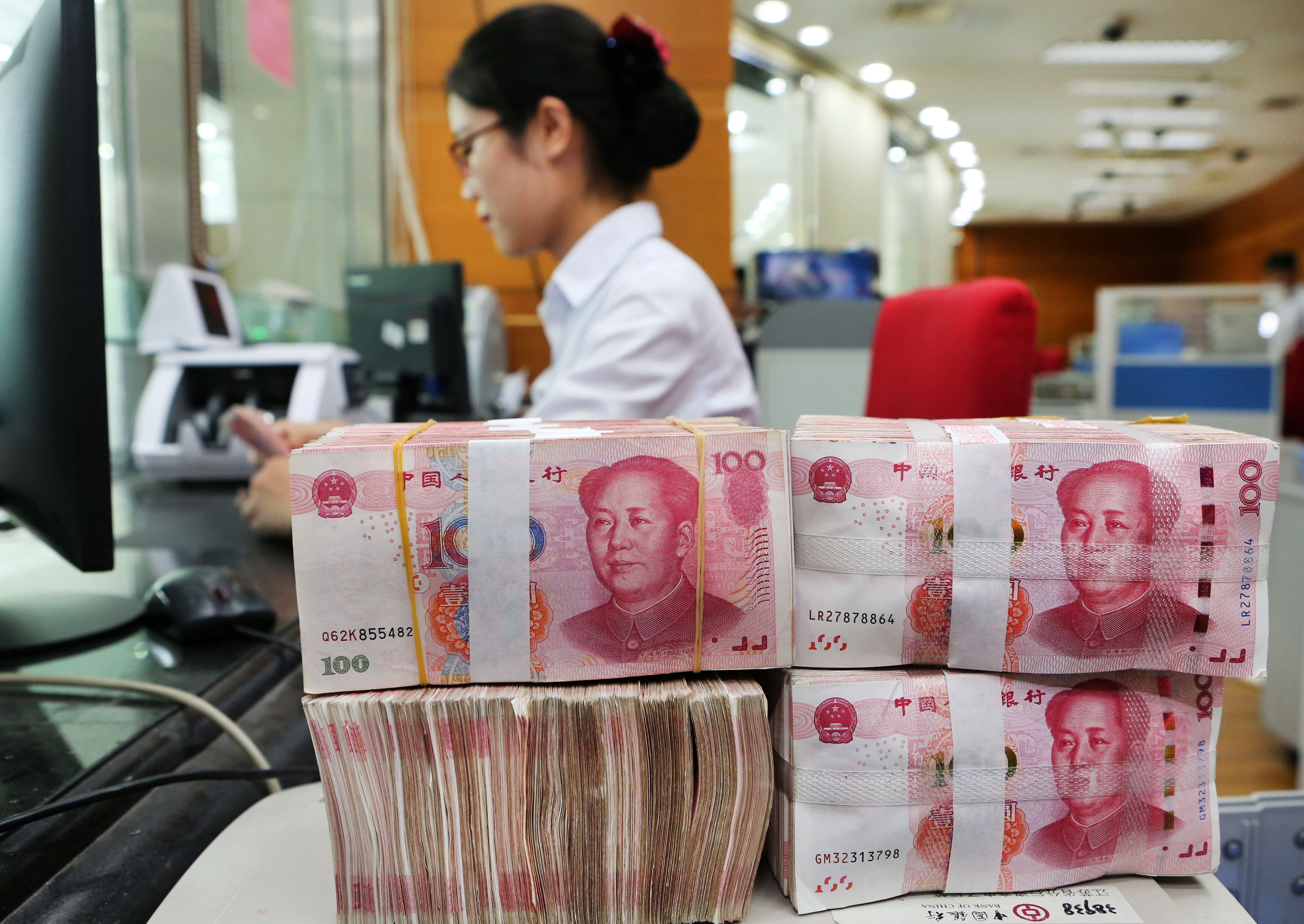 China's top banking regulator: Any yuan bears will suffer 'heavy losses'