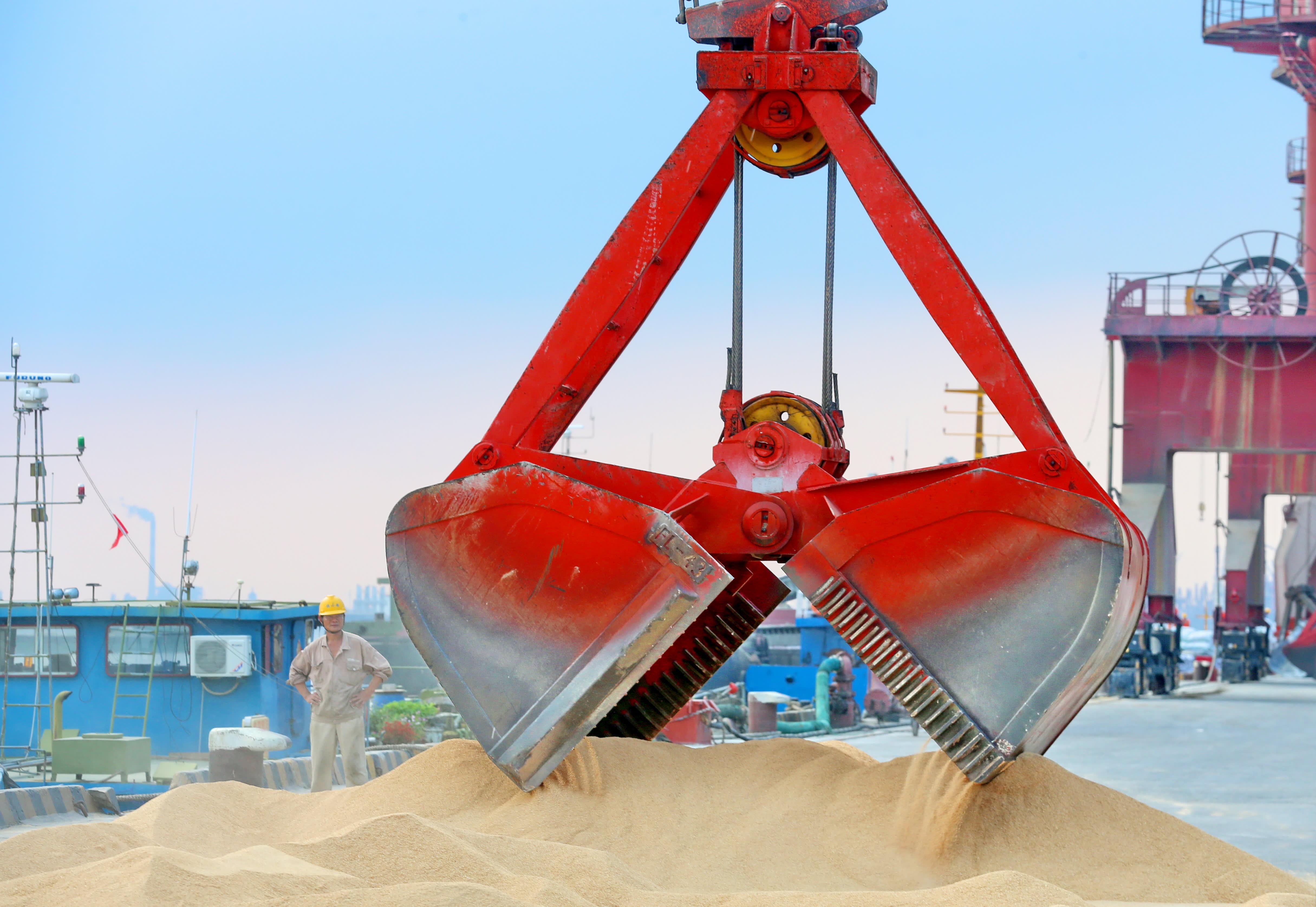 China is raising tariffs on $60 billion of US goods starting June 1