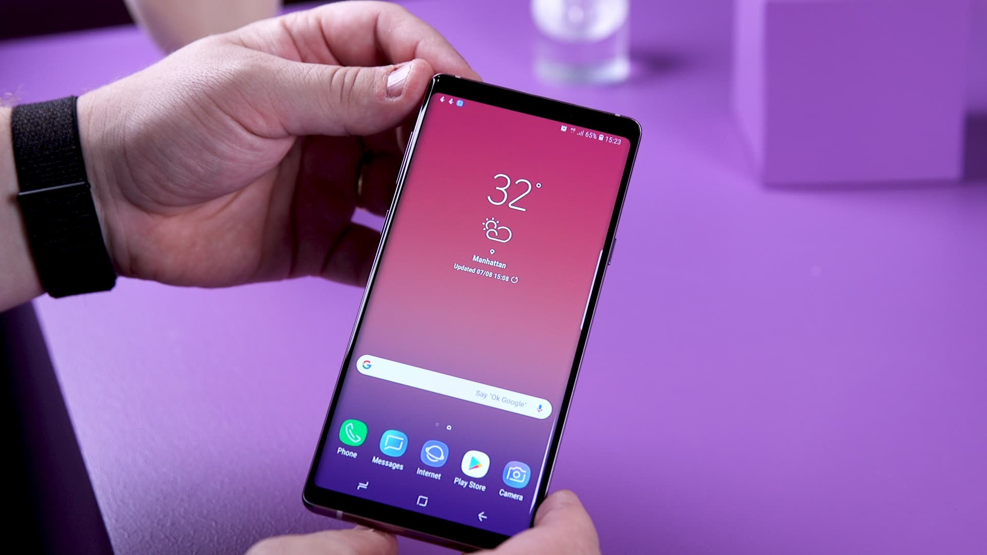 7 cool things Samsung Galaxy Note 9 can do that the iPhone can't