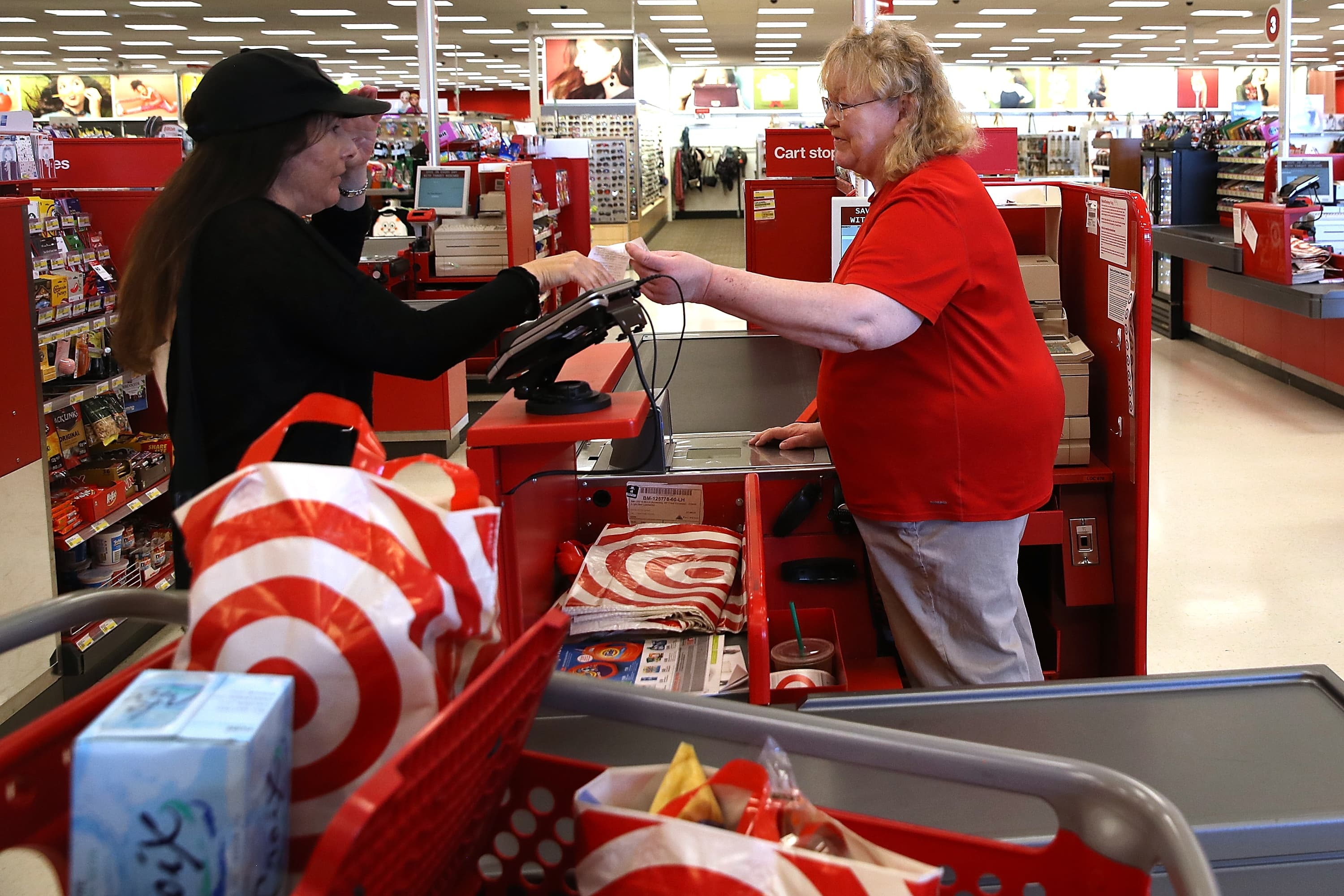 Target CEO: The US trade war creates 'uncertainty' and 'complexity'