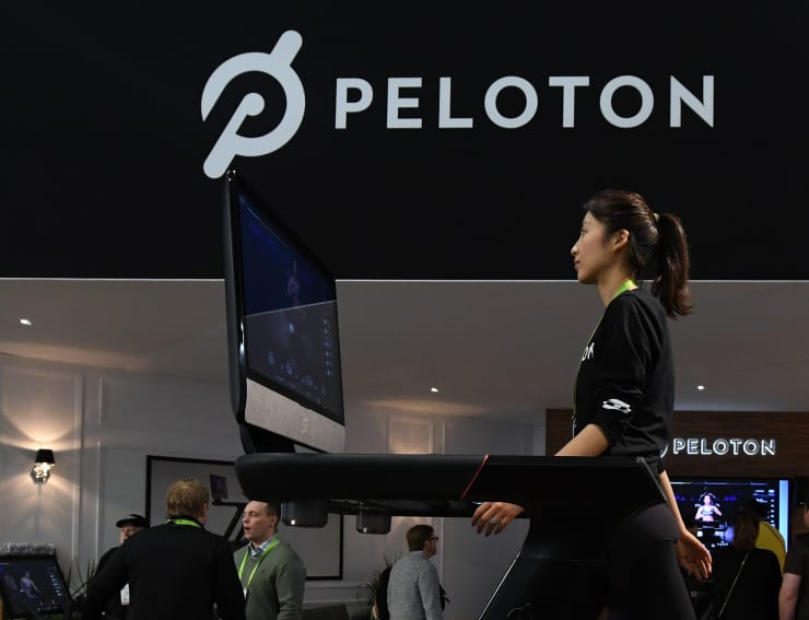 Premium access download: Peloton NYT