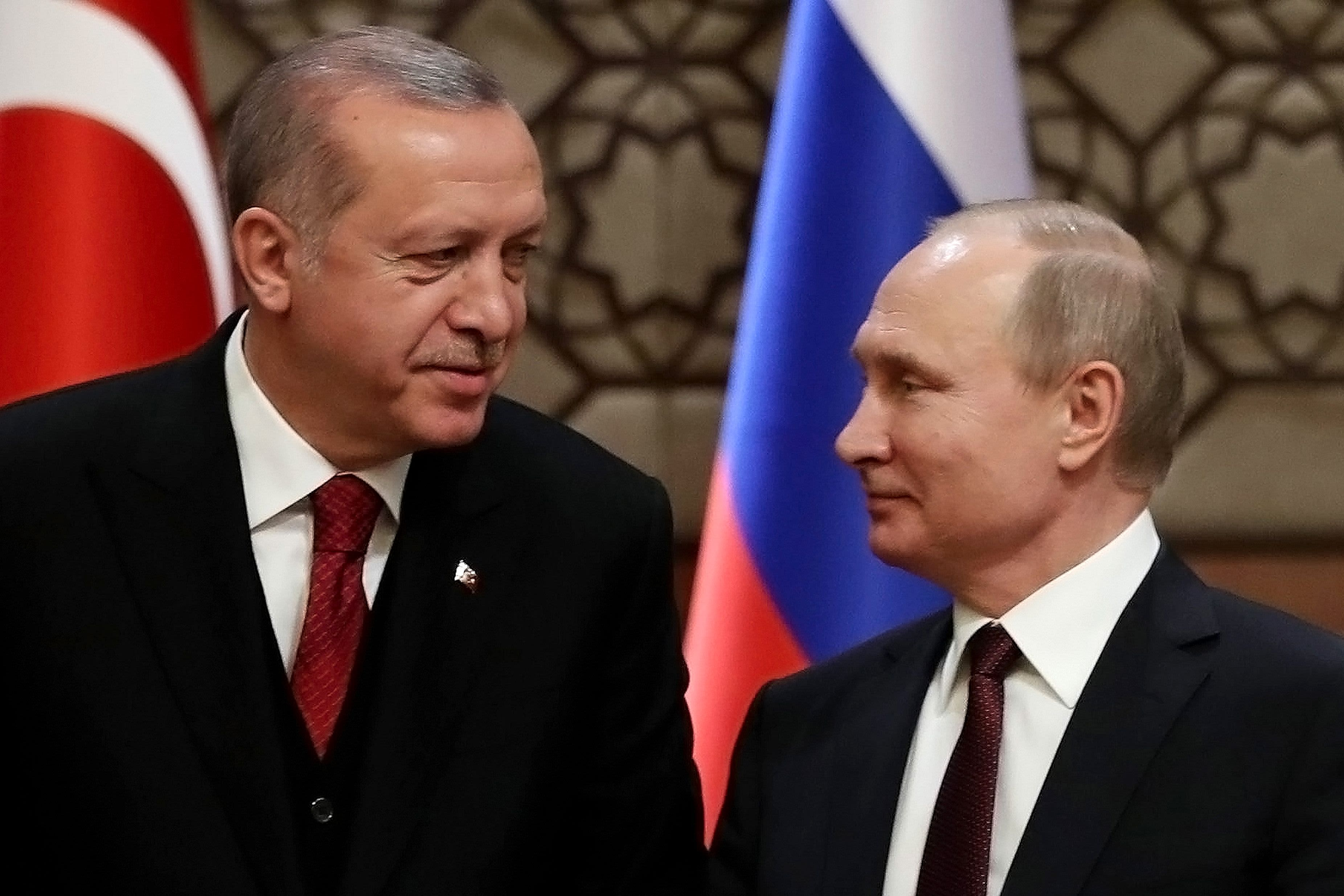 Turkey's multibillion-dollar arms deal with Russia casts a shadow over NATO summit