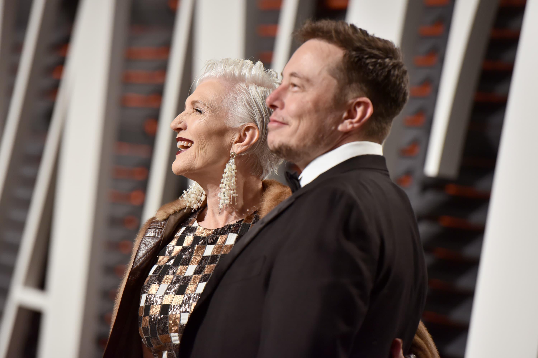 Elon Musk's family of entrepreneurs