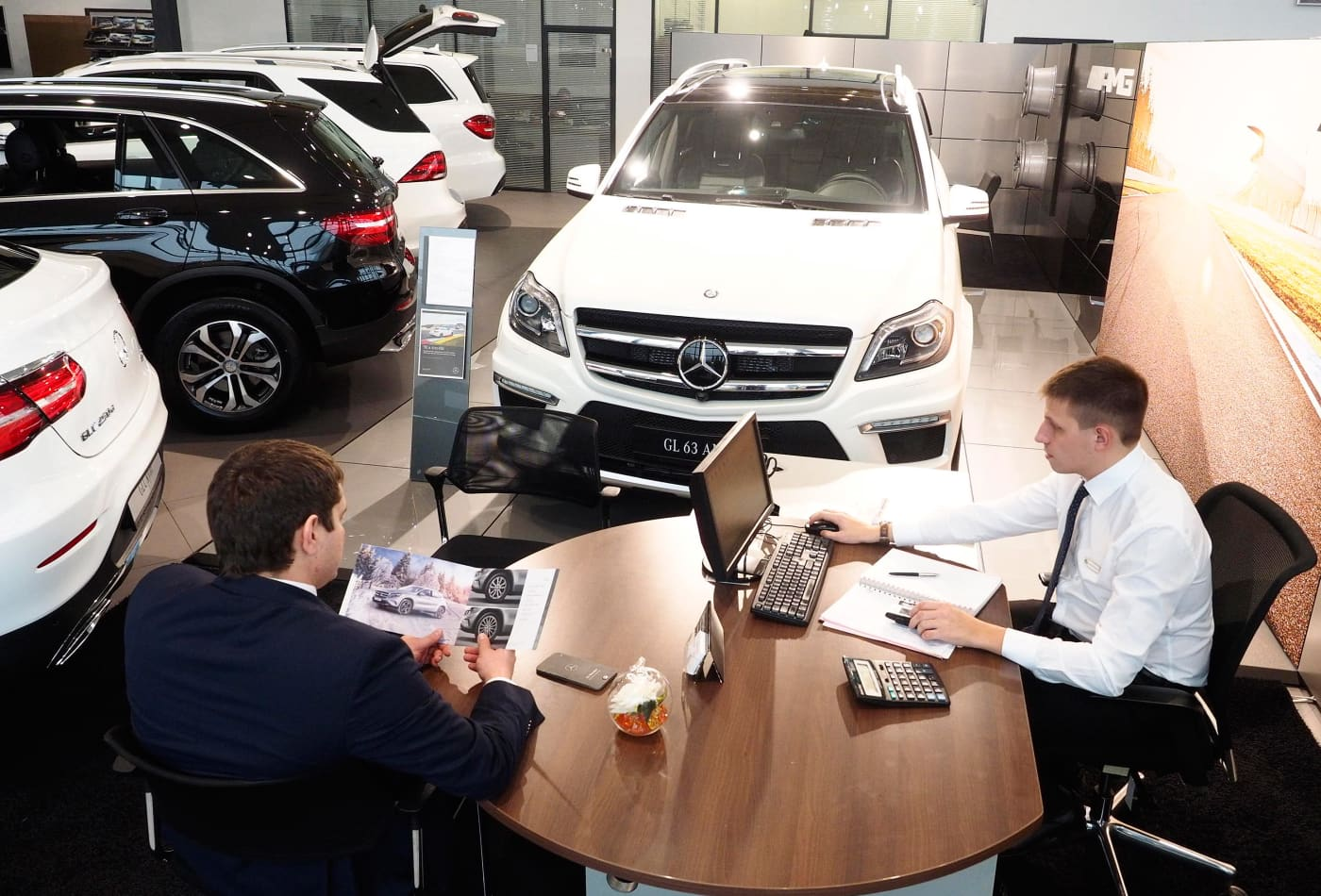 What To Avoid Saying During A Car Negotiation