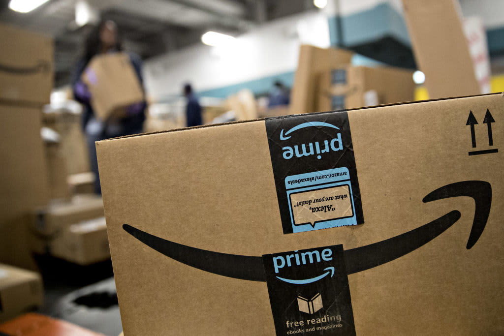 Amazon shoppers spend more and shop more often if they have one-day shipping, survey says