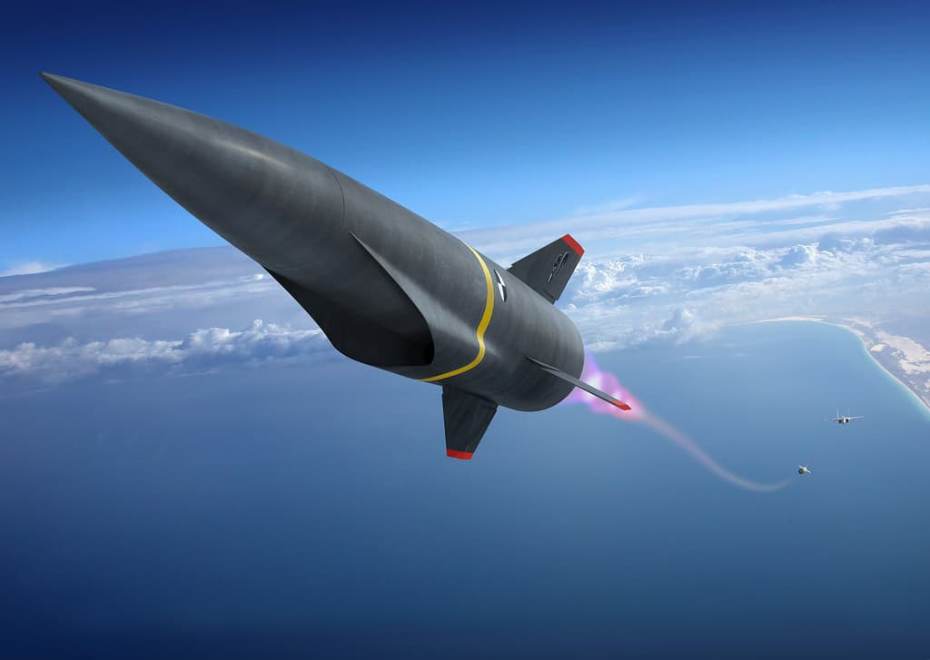 Hypersonic weapons are the center of a new arms race between China, the US and Russia
