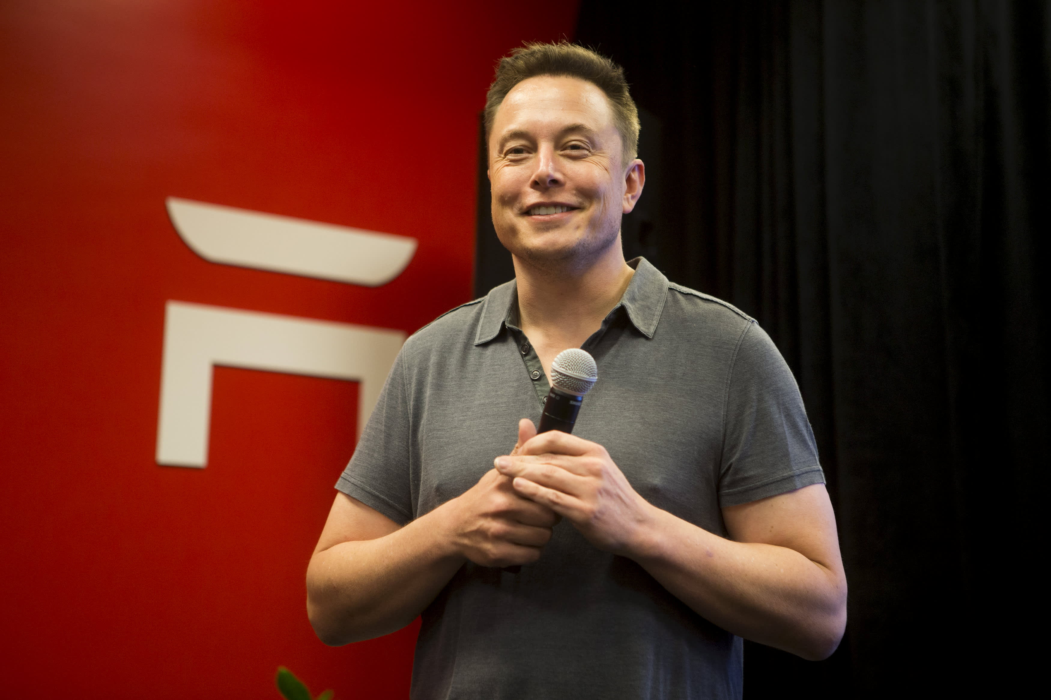 Elon Musk is the most inspirational leader in tech, new survey shows