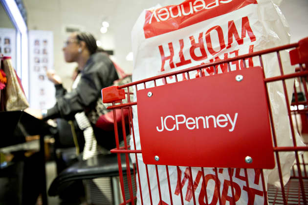 5a8a4b41459 GP  J.C. Penney Co. Store Ahead Of Earnings Figures