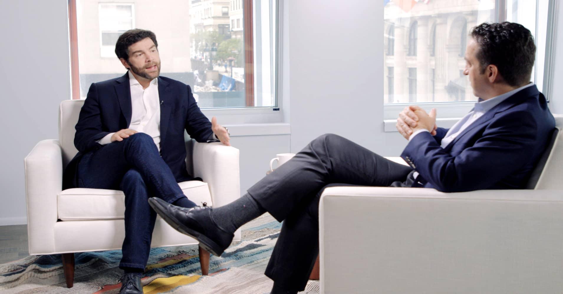 Linkedin Ceo Jeff Weiner Advice On Leadership Hiring And Firing