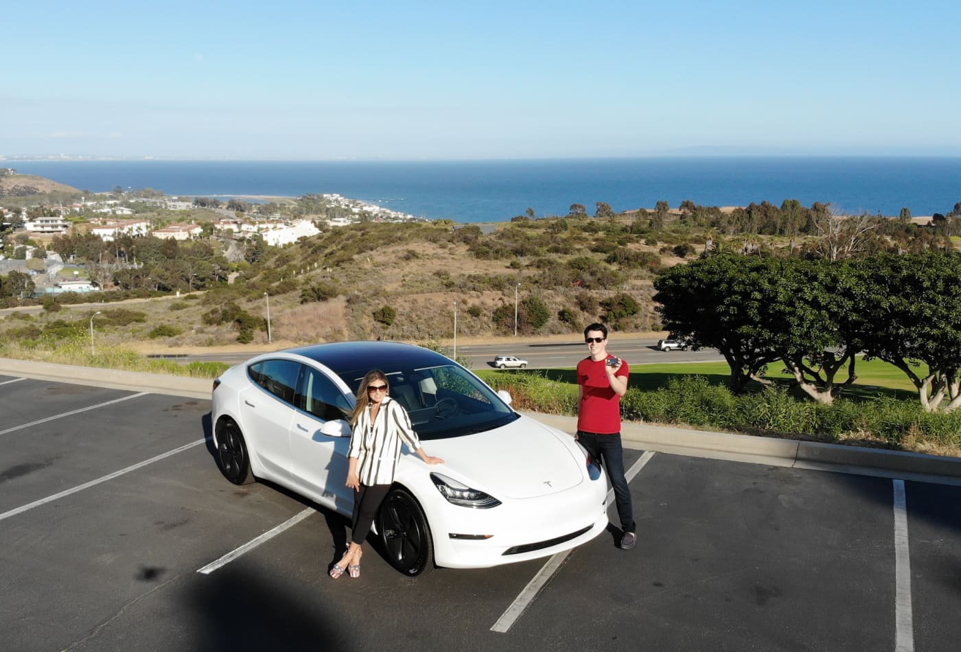 This 29 Year Old Bought A 60 000 Tesla With Credit Card And Earned An Estimated 5 In Rewards