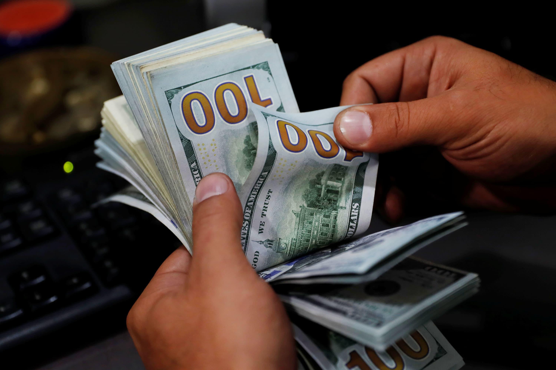 RT: U.S. dollars cash 180816