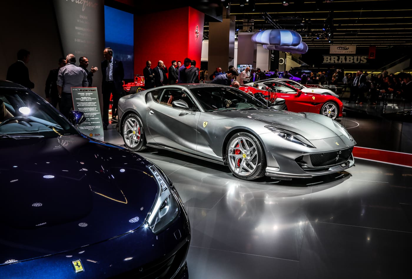 Average Pofit Ferrari Makes Per Car