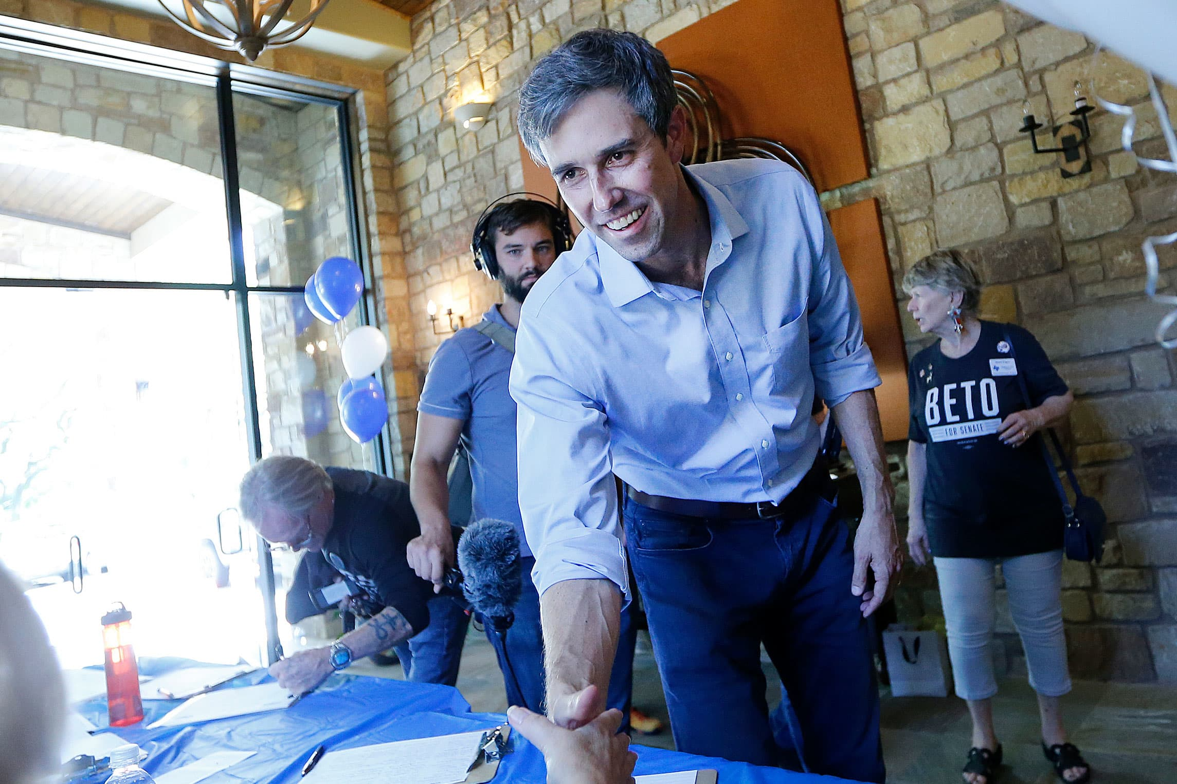 Google, Amazon, Apple workers contribute to Senate candidate O'Rourke