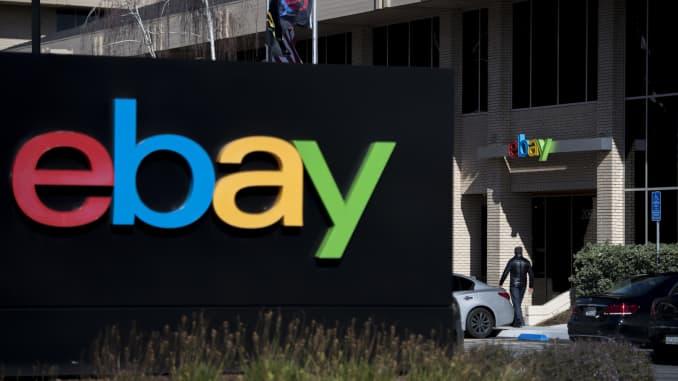 GP: The eBay Inc. Campus Ahead Of Earnings Figures