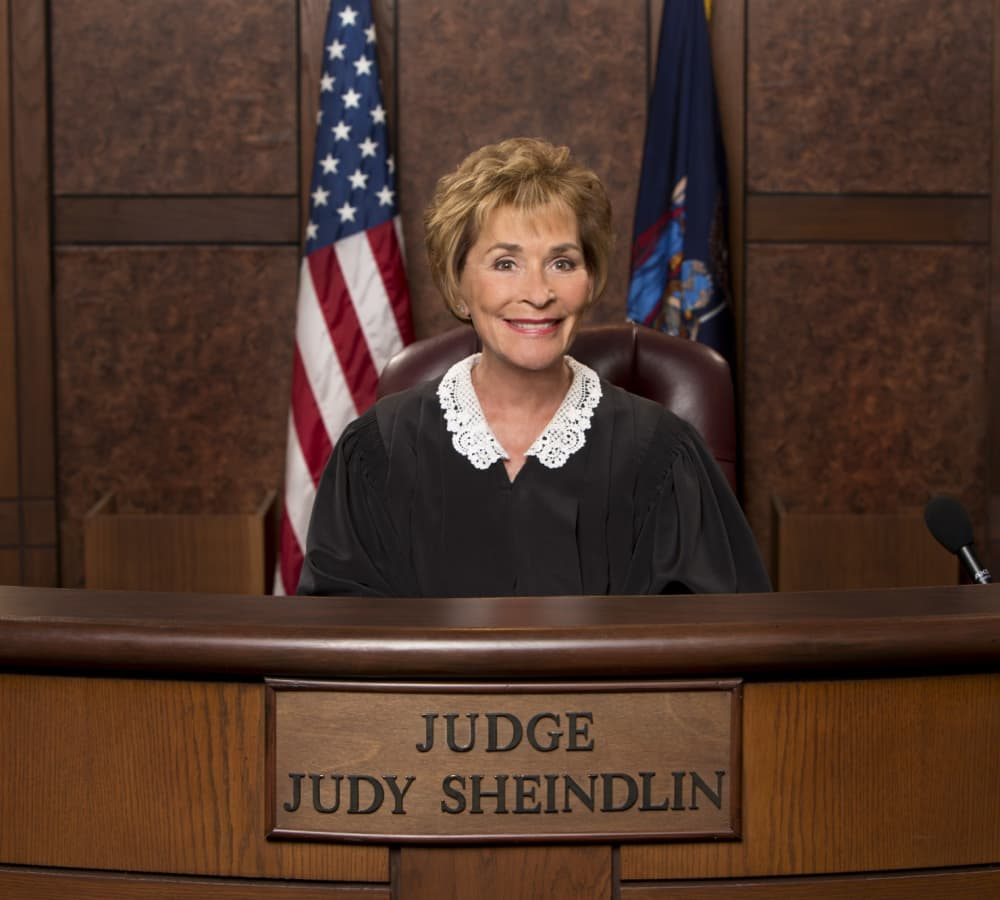How Judge Judy—the highest-paid TV host—renegotiates her contract