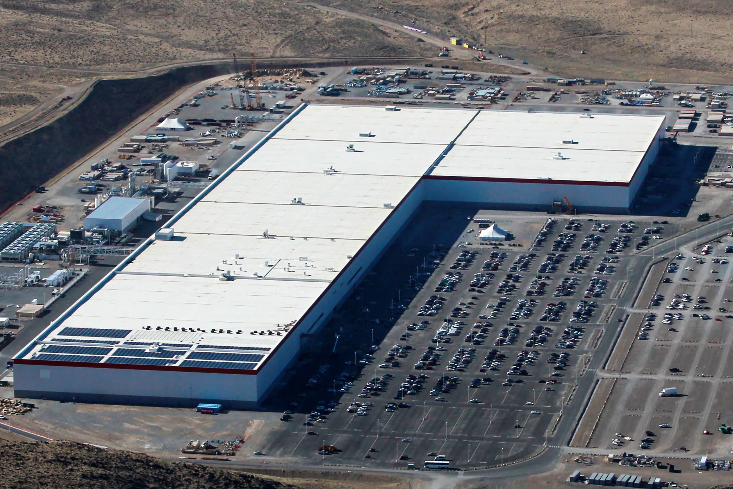 Tesla To Reportedly Cut On Site Staff At Nevada Factory By 75