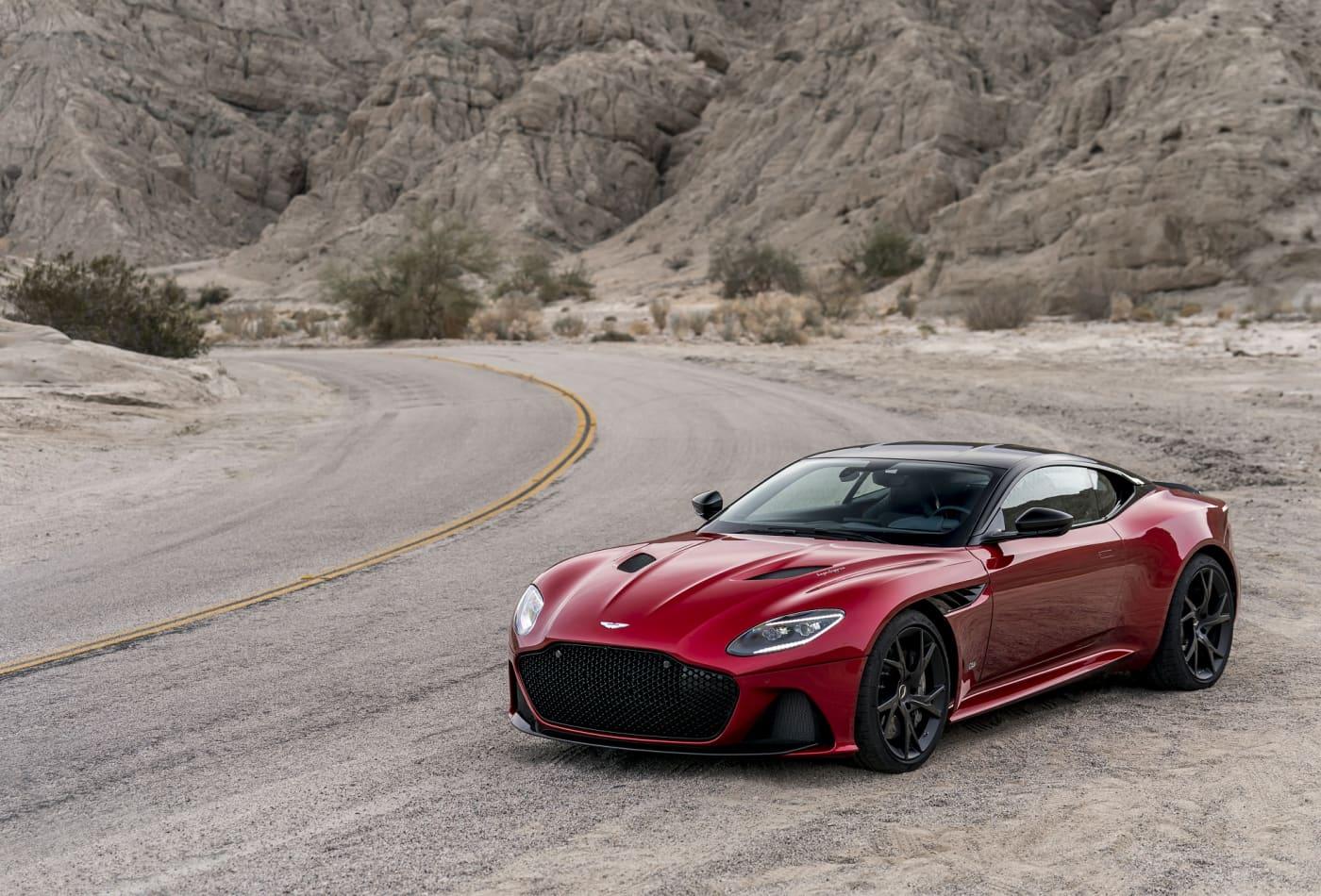 New Aston Martin >> Photos New 305 000 Aston Martin Dbs Superleggera Supercar