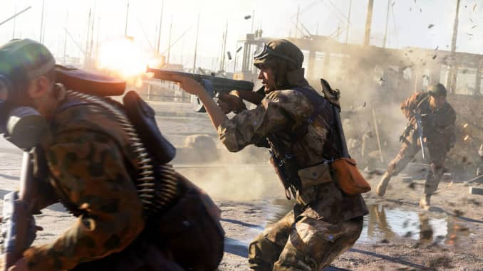 Cowen predicts EA's 'Battlefield V' will be a 'serious