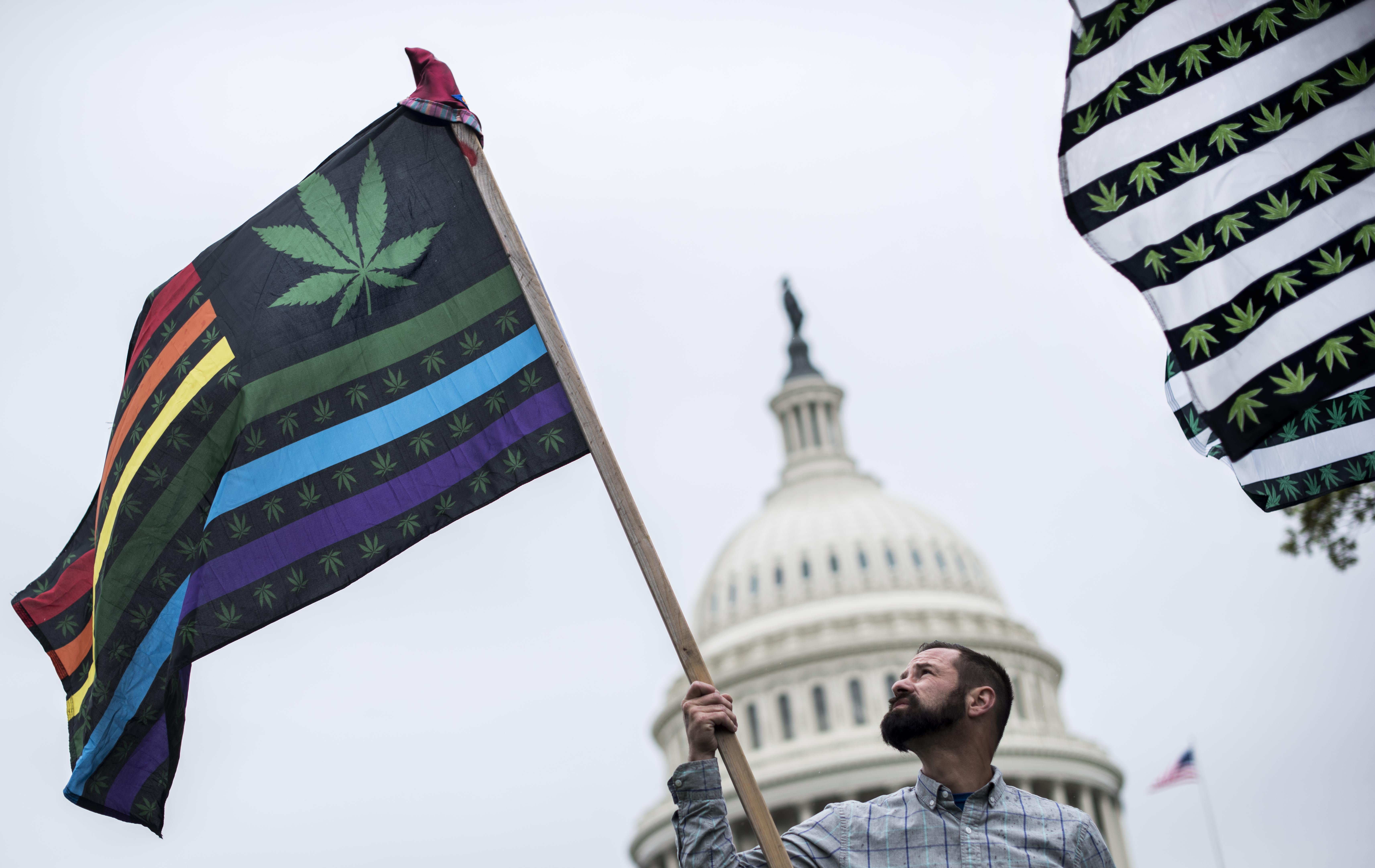 6 facts about Washington DC's legal marijuana market