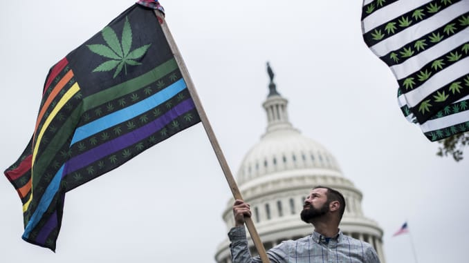 6 facts about Washington DC's legal marijuana market