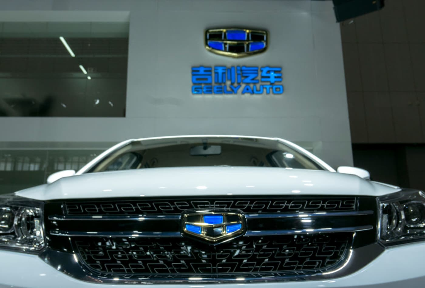 Tencent teams up with Chinese automaker Geely on driverless and smart car tech