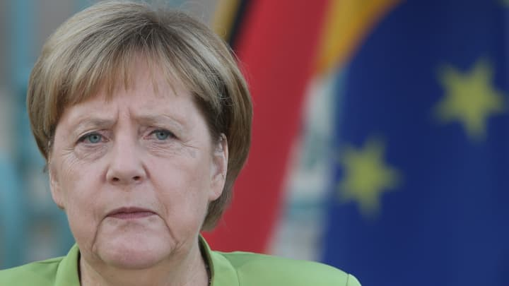 Merkel's illustrious reign is at risk of being tarnished