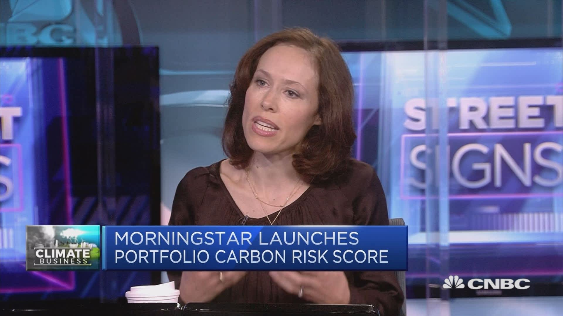 Morningstar: Climate change poses challenge to investors
