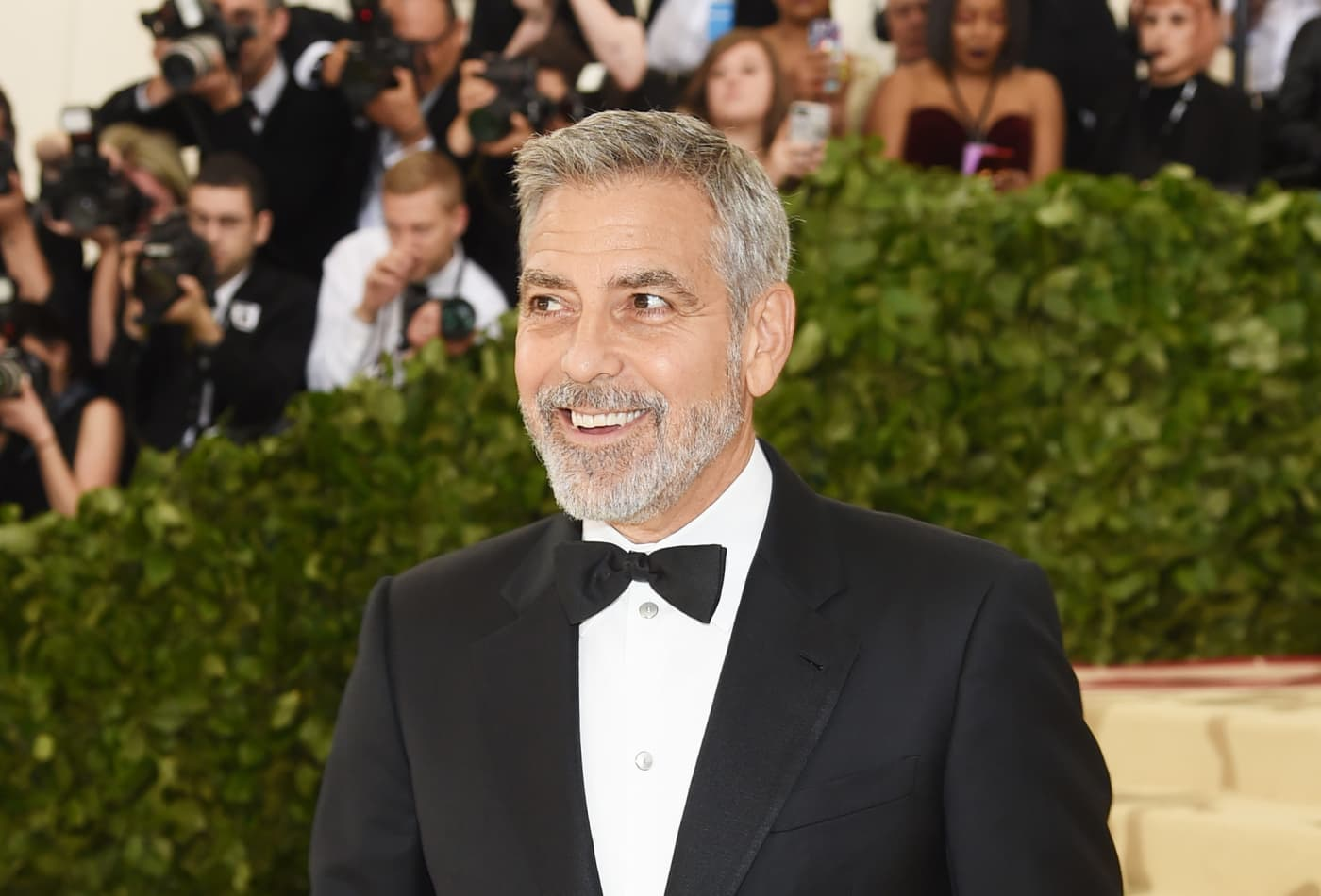 George Clooney is 2018's highest-paid actor—but not because of movies