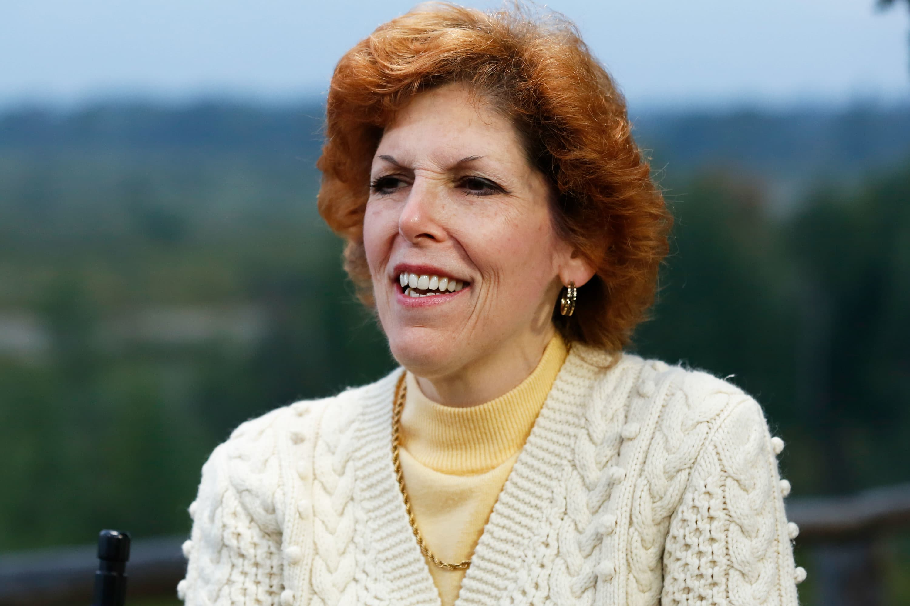 Loretta Mester says consumers are holding up the economy, even as trade issues weigh it down
