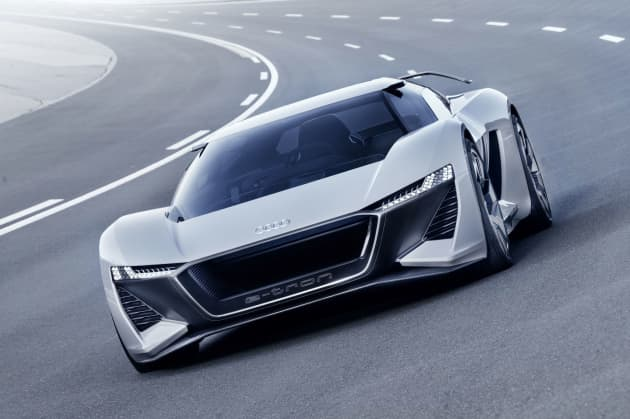 Audi 0 60 >> Audi S New Electric Car Goes From 0 To 60 In 2 Seconds