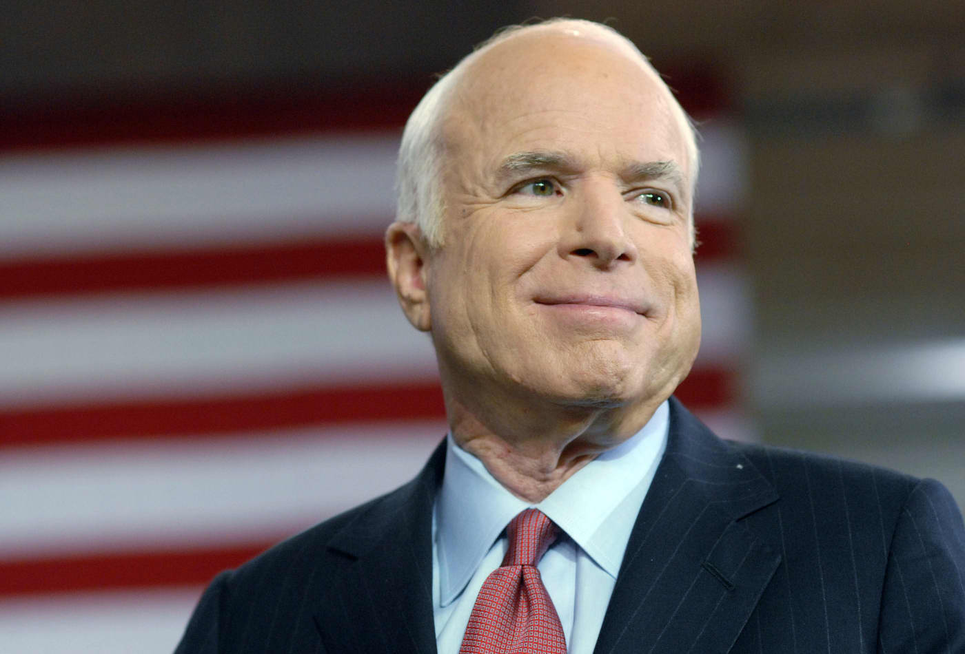 NATO is considering naming its headquarters after Sen. John McCain