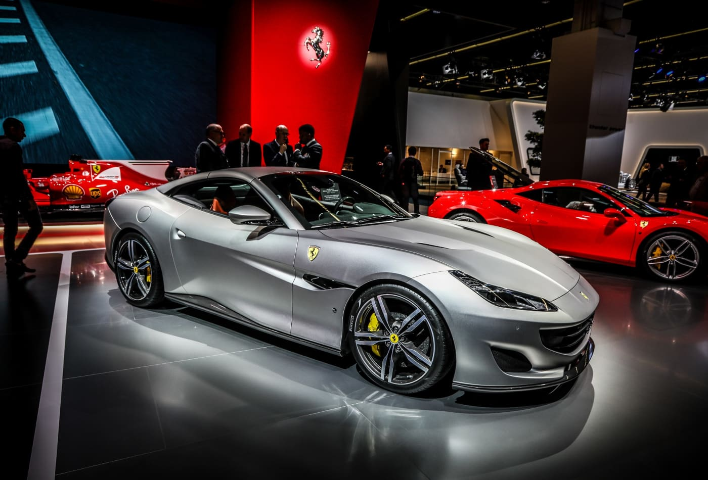 Photos Ferrari S New Portofino Replaces Best Seller