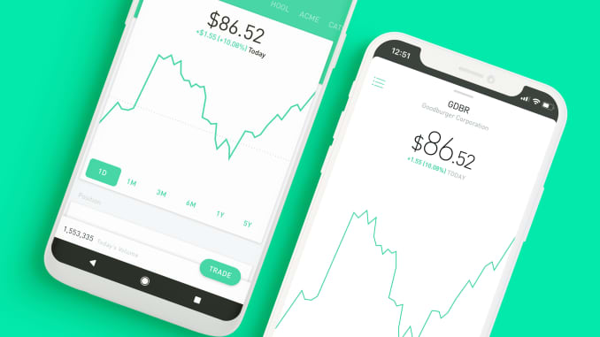 Robinhood launches its own trade-clearing system as customer