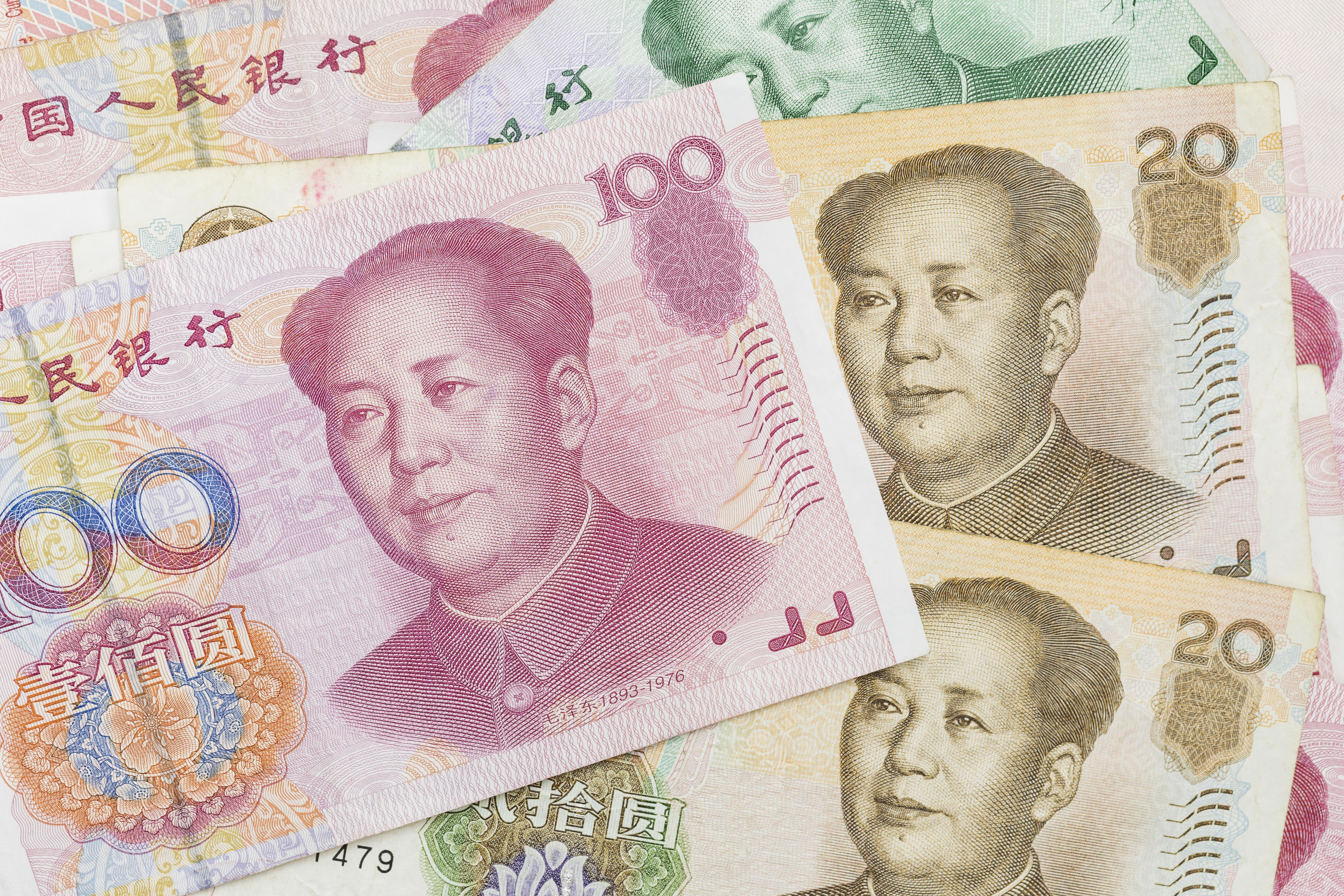Goldman Yuan Headed To 7 20 Versus Dollar