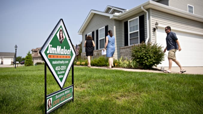 The housing market is about to shift in a bad way for buyers