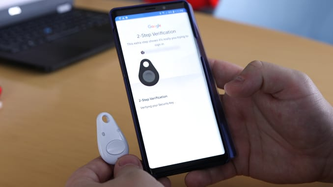 Google finds security issue with its Bluetooth Titan