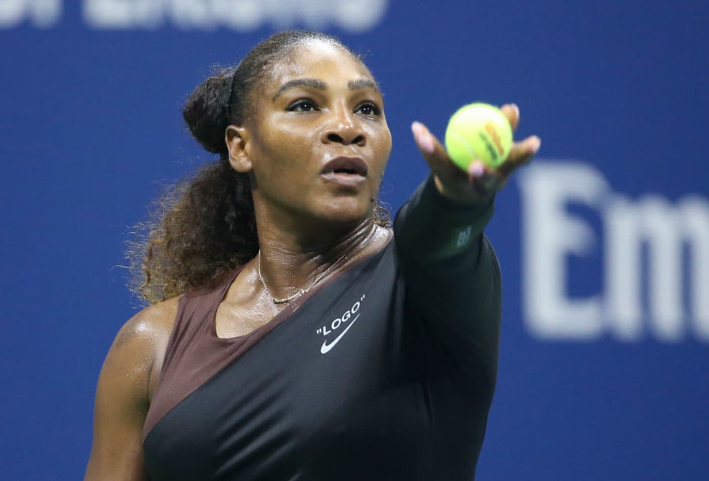 lesson about success in serena williams 39 nike ad. Black Bedroom Furniture Sets. Home Design Ideas
