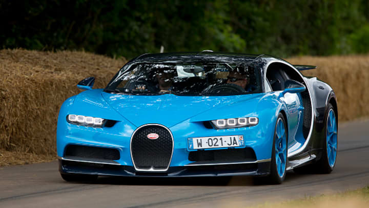 Photos Fastest Production Cars In The World Can Cost Millions