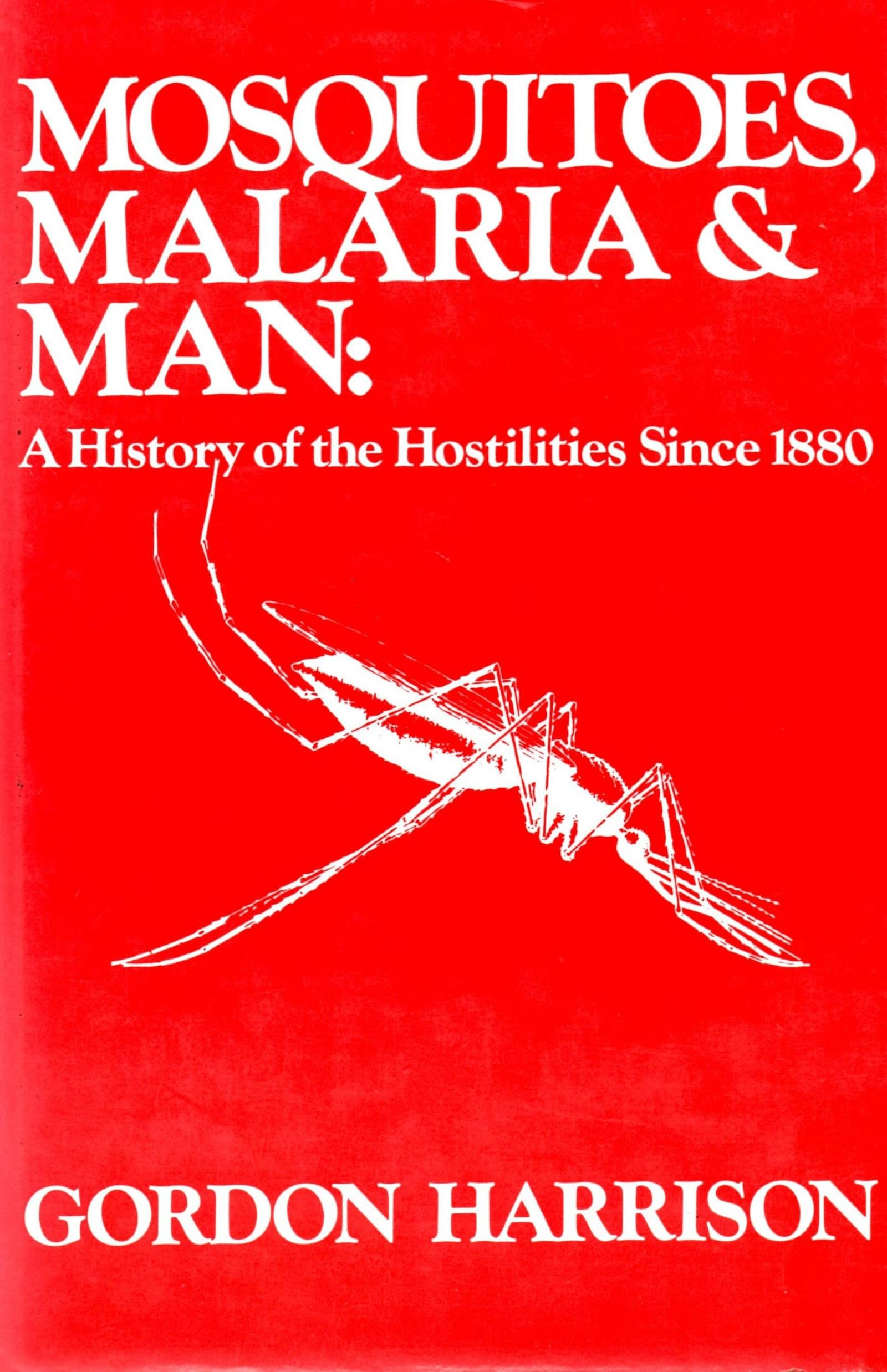 ONE TIME USE HANDOUT: Mosquitoes, Malaria & Man