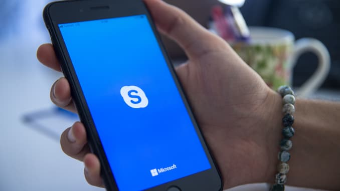 Microsoft-owned Skype redesign ditches Snapchat-like