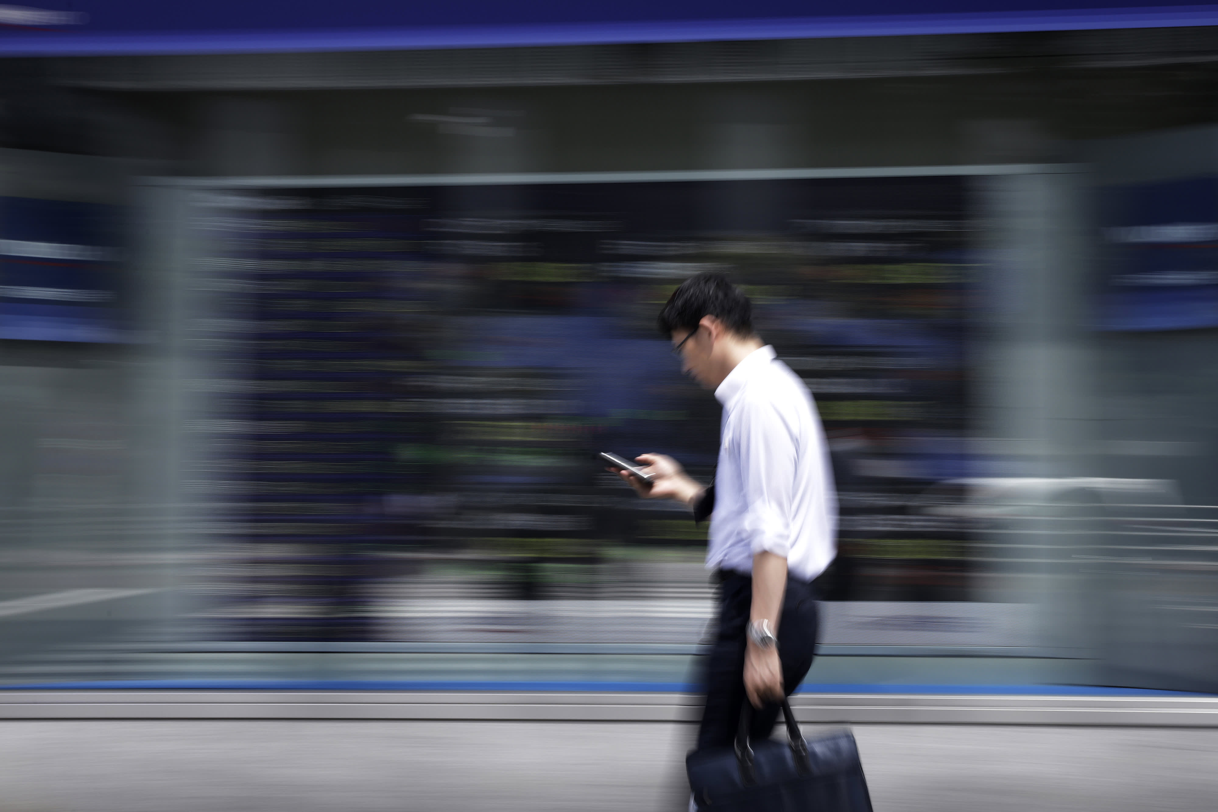 Asia Pacific stocks mixed as investors await Fed interest rate decision