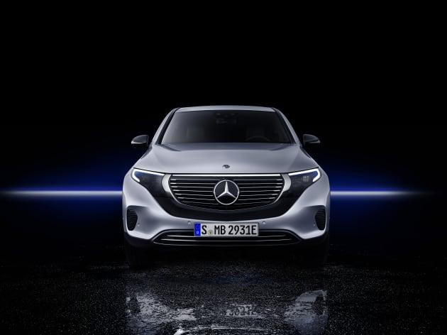 H O Mercedes Benz Eqc Suv