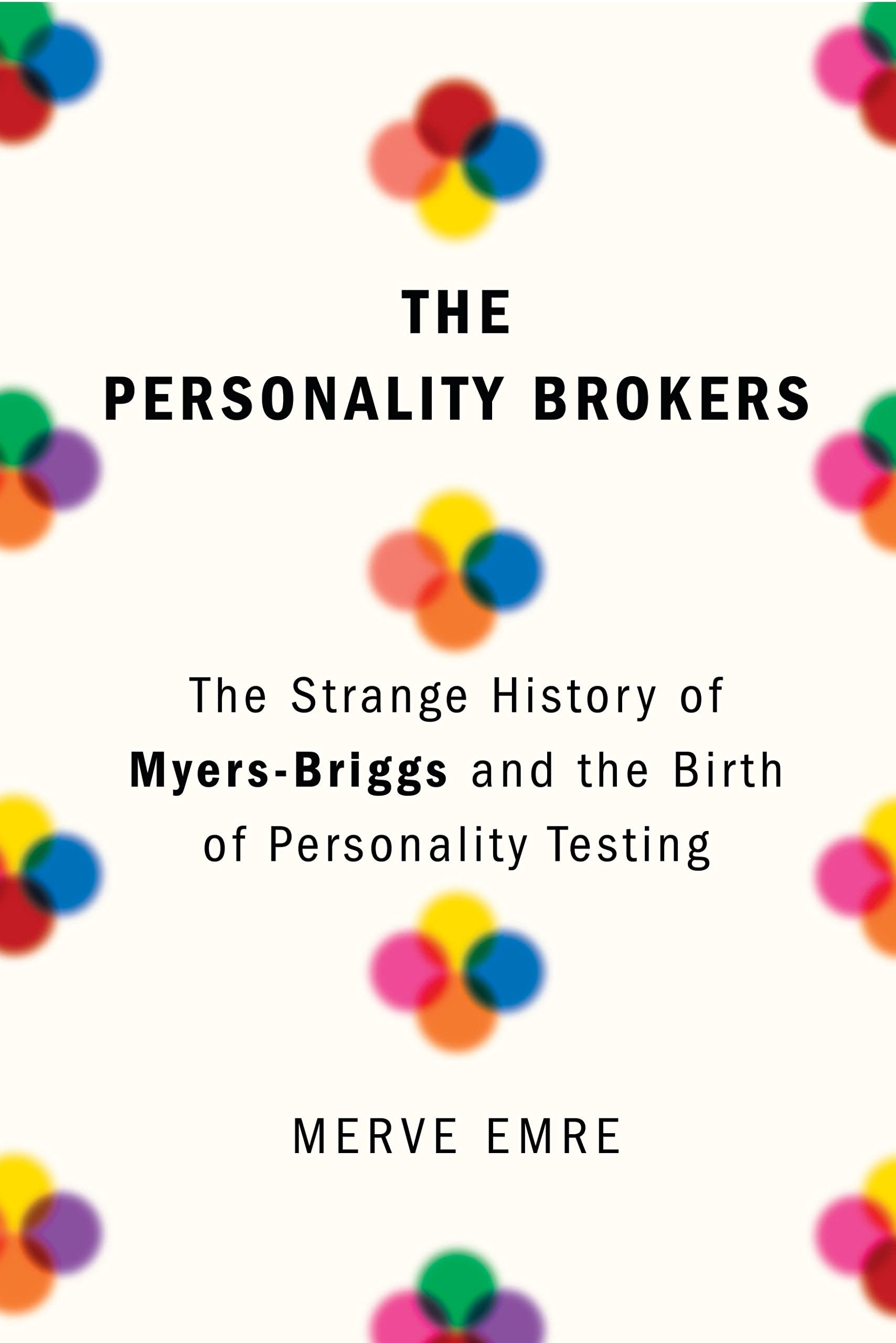 One time use: The personality brokers cover
