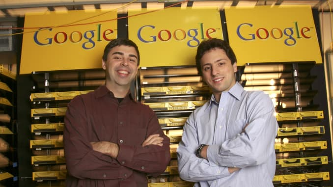 GP: Google Co-Founders