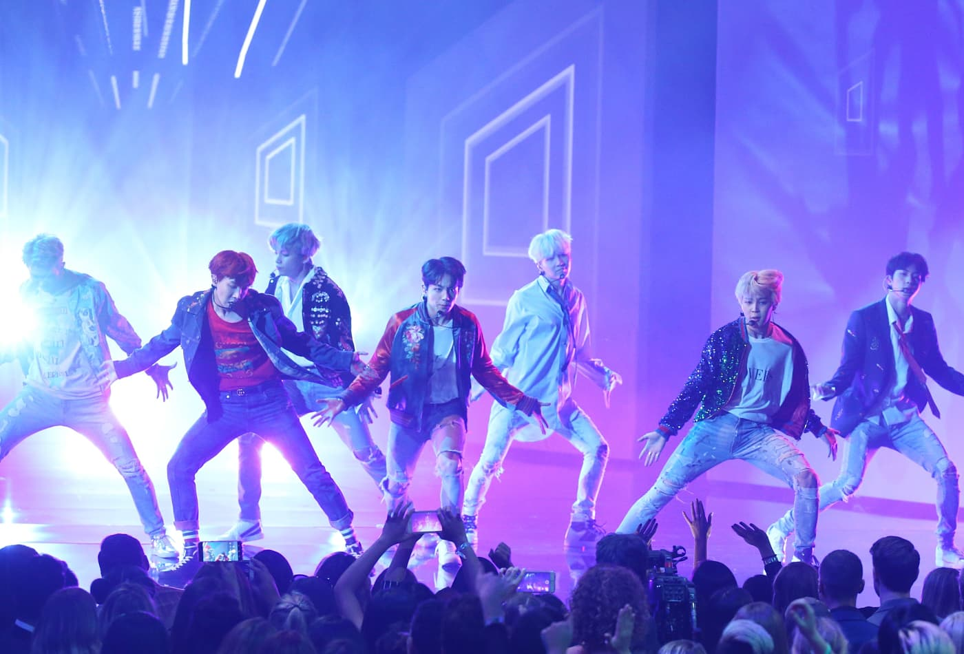 403eea575a8c Why tickets for BTS' US tour are more expensive than Taylor Swift's